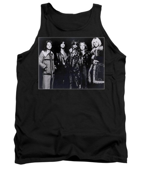 Aerosmith - America's Greatest Rock N Roll Band Tank Top by Epic Rights