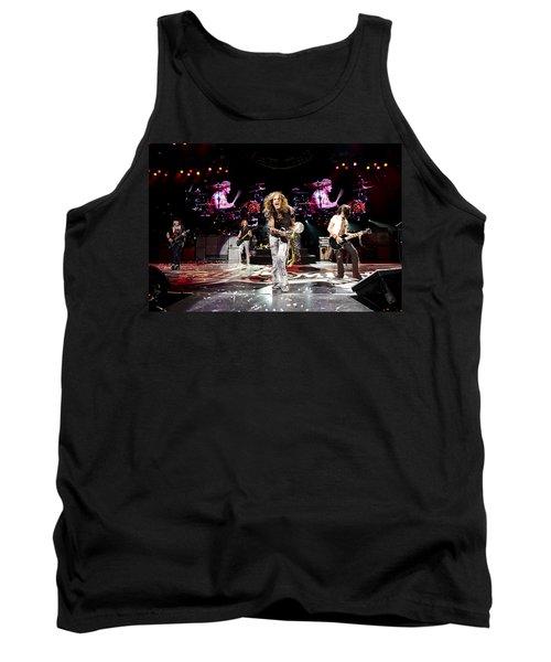 Aerosmith - Austin Texas 2012 Tank Top by Epic Rights