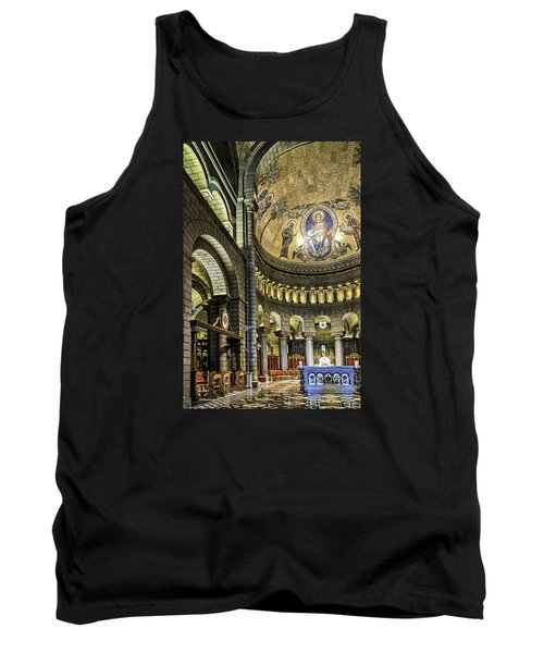 Altar Tank Top by Maria Coulson