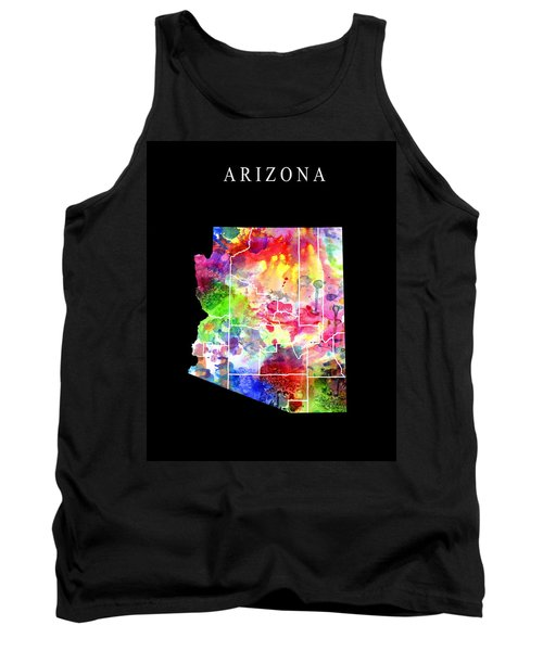 Arizona State Tank Top by Daniel Hagerman