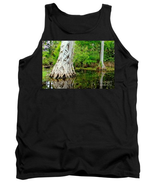 Backcountry Tank Top by Carey Chen