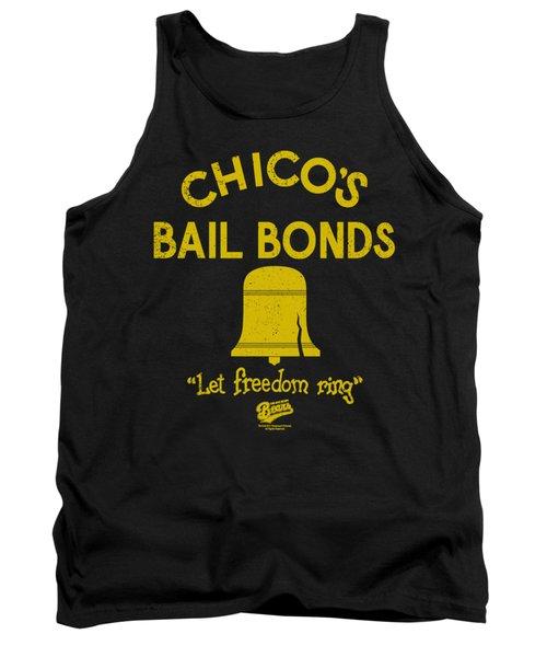 Bad News Bears - Chico's Bail Bonds Tank Top by Brand A