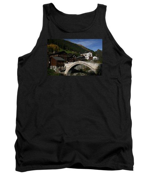 Tank Top featuring the photograph Binn by Travel Pics