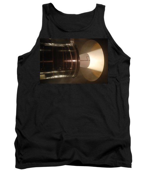 Tank Top featuring the photograph Castor 30 Rocket Motor by Science Source