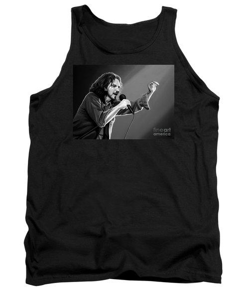 Eddie Vedder  Tank Top by Meijering Manupix