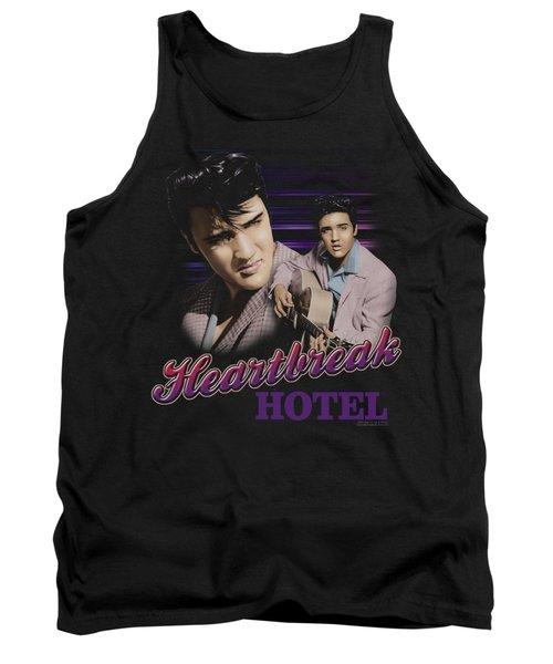 Elvis - Heartbreak Hotel Tank Top by Brand A