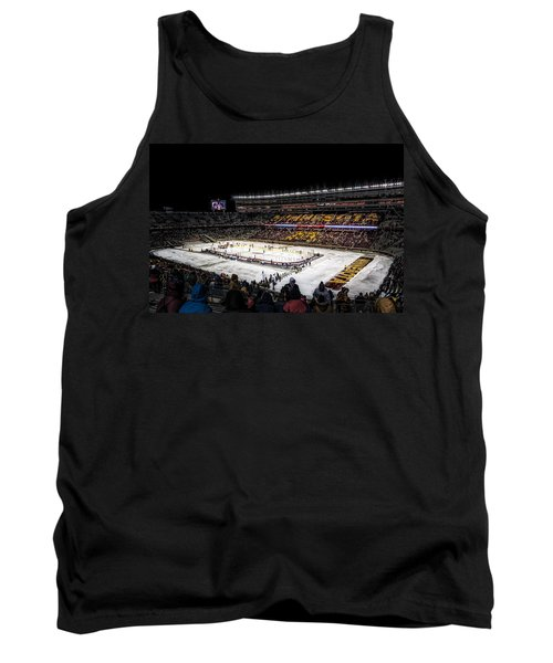 Hockey City Classic Tank Top by Tom Gort