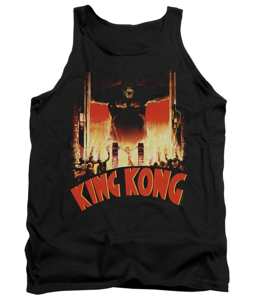 King Kong - At The Gates Tank Top by Brand A