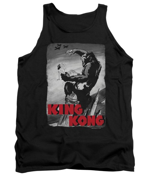 King Kong - Planes Poster Tank Top by Brand A