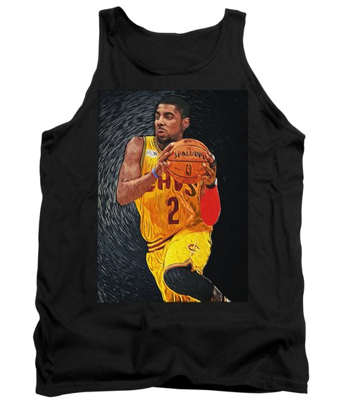 Kyrie Irving Tank Top by Taylan Apukovska
