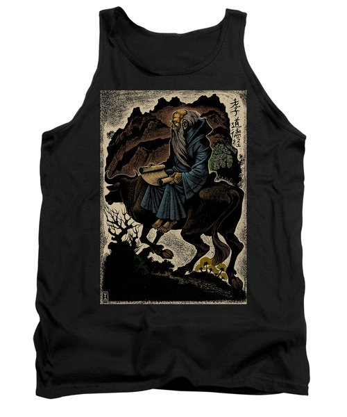 Tank Top featuring the photograph Laozi, Ancient Chinese Philosopher by Science Source