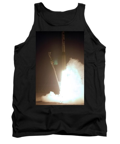 Minotaur Rocket Launch Tank Top by Science Source