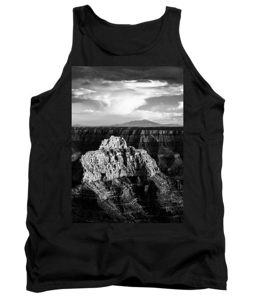 North Rim Tank Top by Dave Bowman