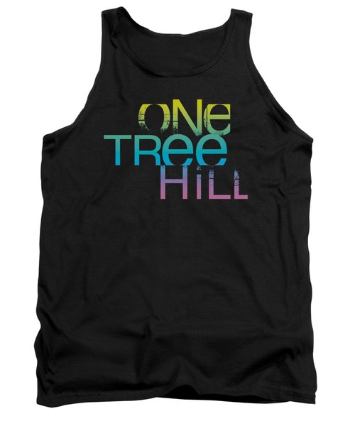 One Tree Hill - Color Blend Logo Tank Top by Brand A