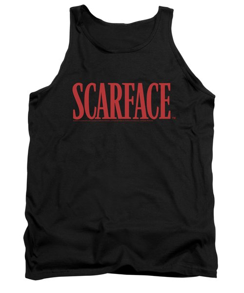 Scarface - Logo Tank Top by Brand A