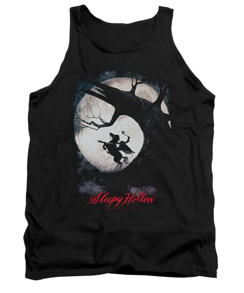 Sleepy Hollow - Poster Tank Top by Brand A