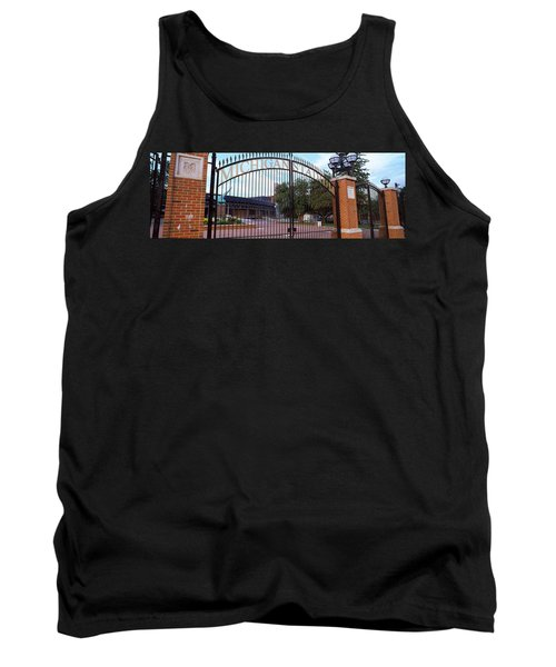 Stadium Of A University, Michigan Tank Top by Panoramic Images