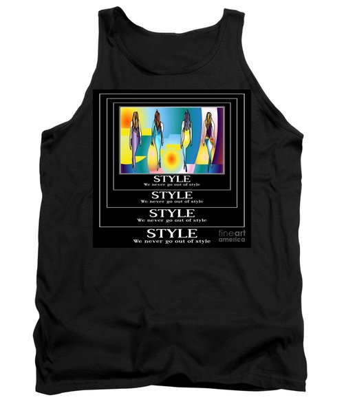 Style Tank Top by Kim Peto