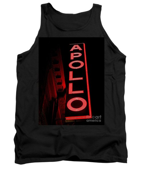 The Apollo Tank Top by Ed Weidman