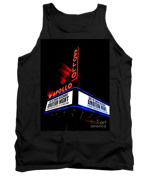The Apollo Theater Tank Top by Ed Weidman