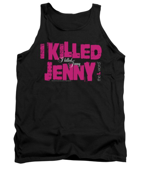 The L Word - I Killed Jenny Tank Top by Brand A