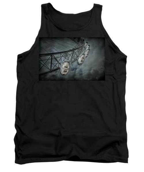More Then Meets The Eye Tank Top by Evelina Kremsdorf