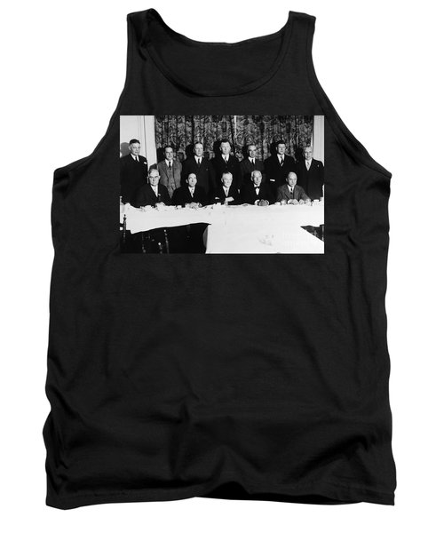 Sports Luncheon, 1930 Tank Top by Granger