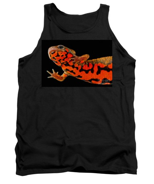Chuxiong Fire Belly Newt Tank Top by Dant� Fenolio