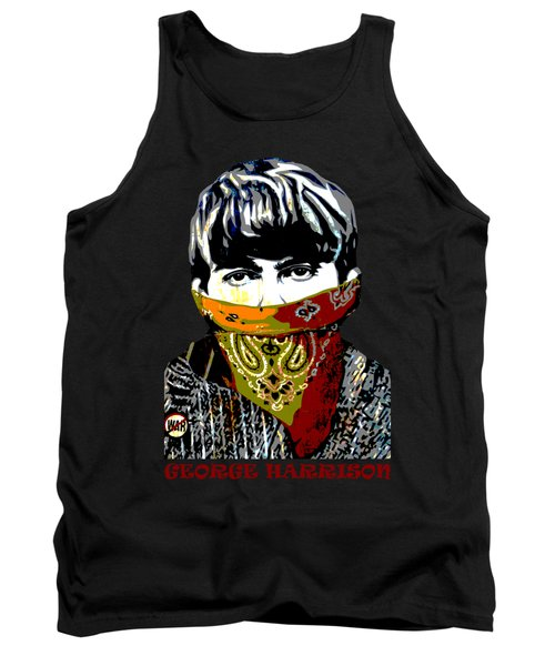 George Harrison Tank Top by RicardMN Photography