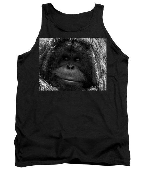 Orangutan Tank Top by Martin Newman