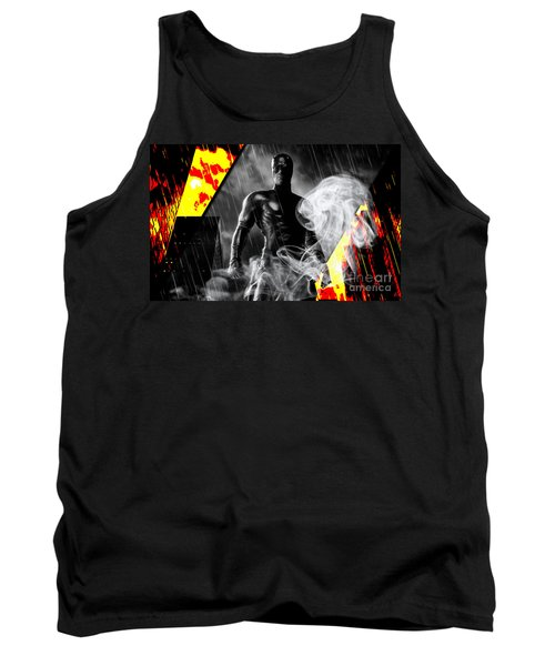 Daredevil Collection Tank Top by Marvin Blaine