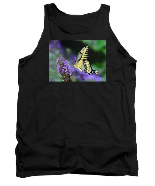 Tank Top featuring the photograph Giant Swallowtail by Rodney Campbell