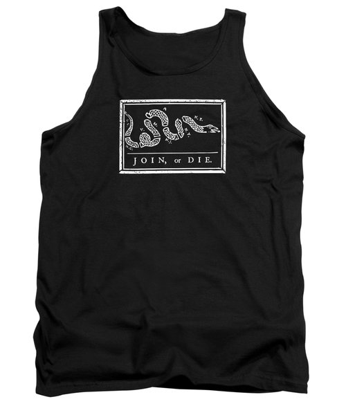 Join Or Die Tank Top by War Is Hell Store