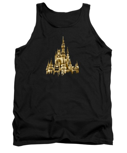 Magic Kingdom Tank Top by Art Spectrum