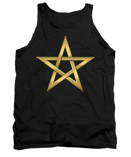 28th Degree Mason - Knight Commander Of The Temple Masonic  Tank Top by Serge Averbukh