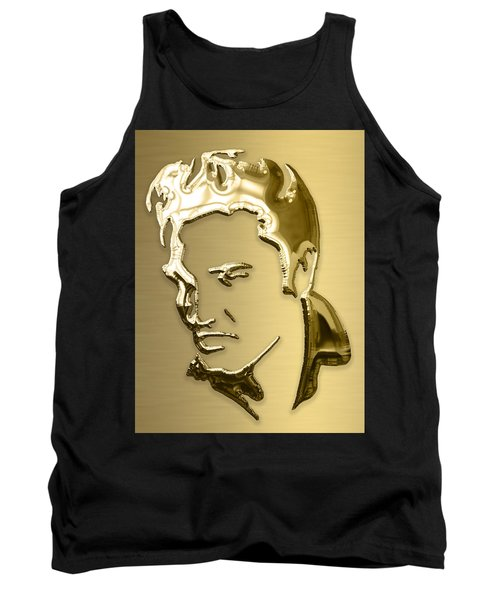 Elvis Presley Collection Tank Top by Marvin Blaine