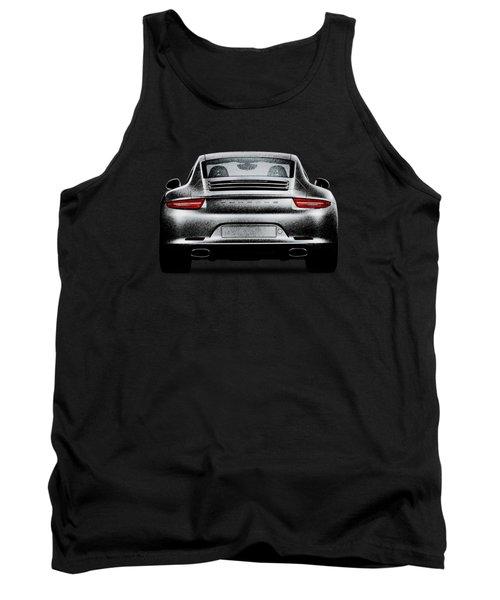 911 Carrera Tank Top by Mark Rogan