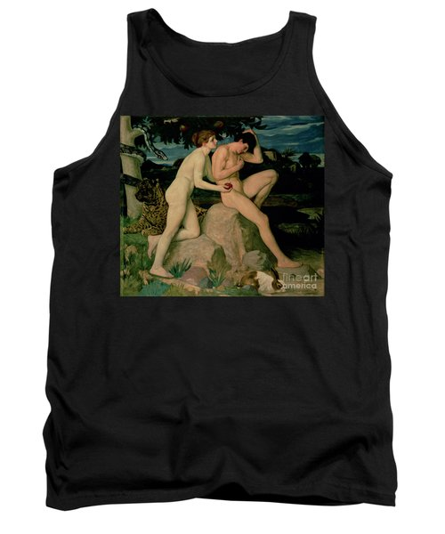 Adam And Eve  Tank Top by William Strang
