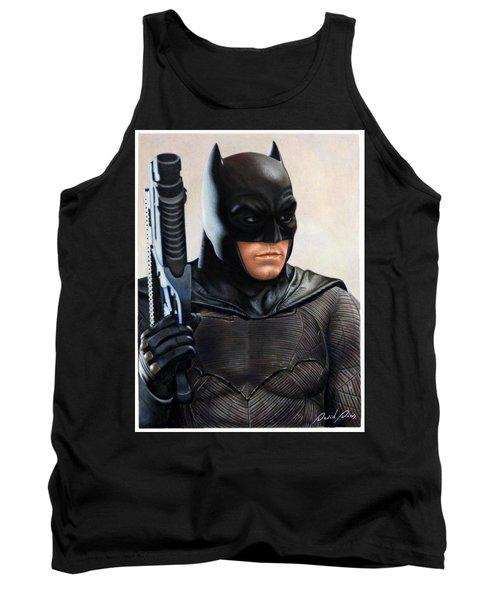 Batman 2 Tank Top by David Dias