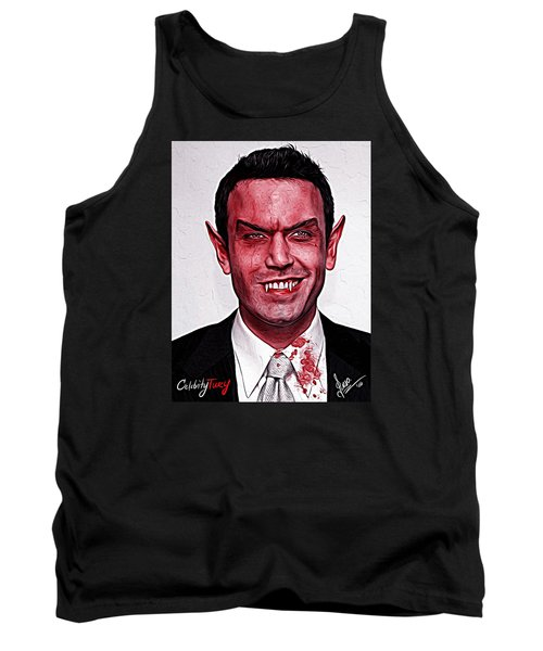 Ben Affleck Tank Top by Gene Spino
