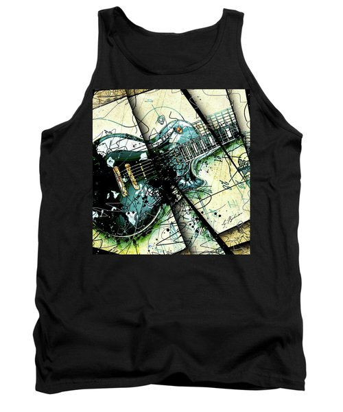 Black Beauty C 1  Tank Top by Gary Bodnar