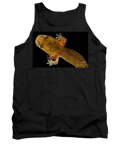 California Giant Salamander Larva Tank Top by Dant� Fenolio