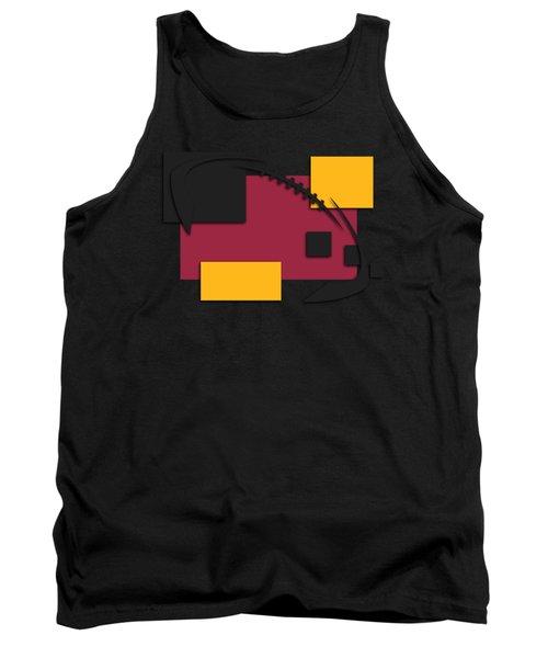 Cardinals Abstract Shirt Tank Top by Joe Hamilton