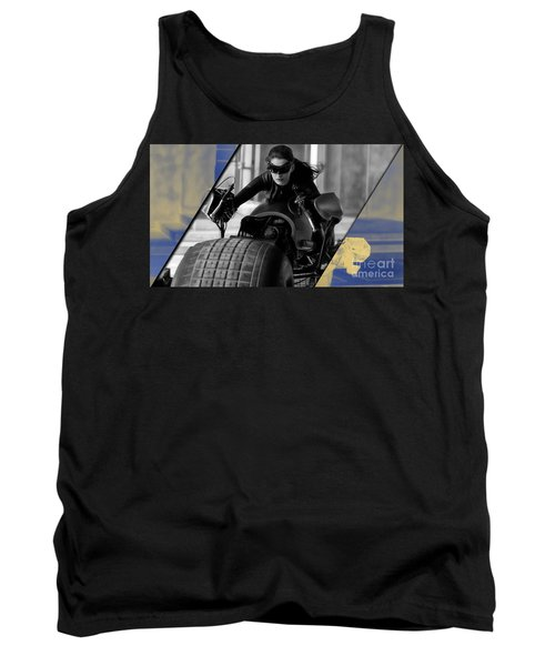 Catwoman Collection Tank Top by Marvin Blaine