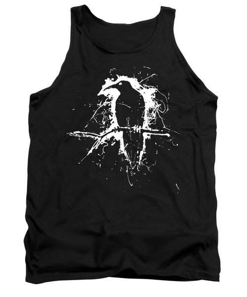 Crow Tank Top by H James Hoff