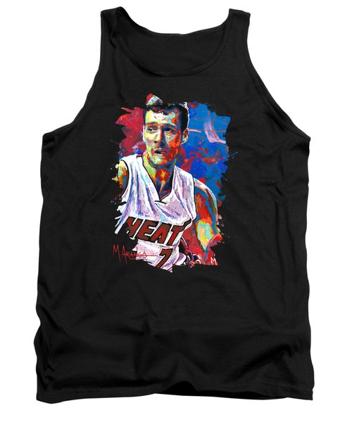 Enter The Dragon Tank Top by Maria Arango