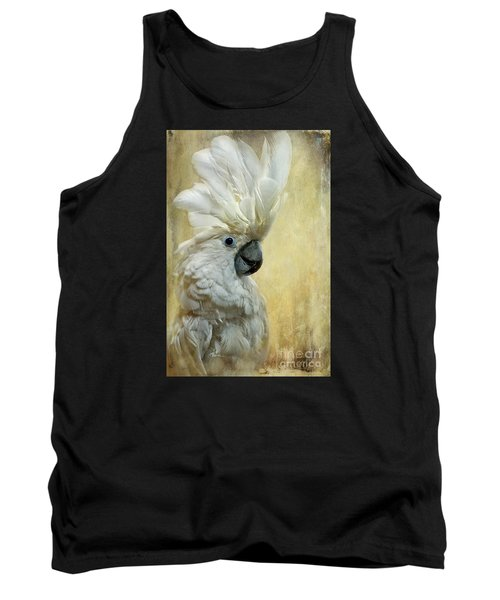 Glamour Girl Tank Top by Lois Bryan