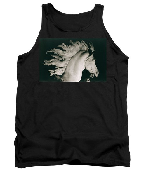 Horse Of Marly Tank Top by Coustou