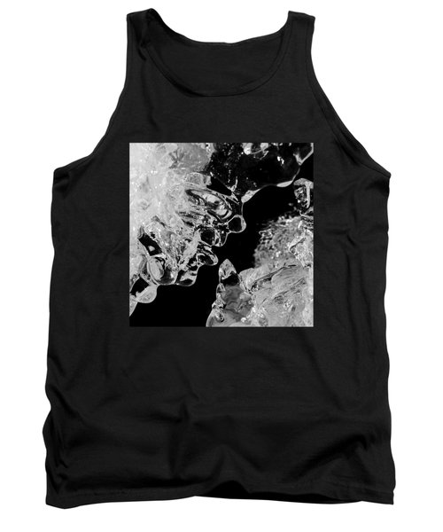 Ice Face Tank Top by Konstantin Sevostyanov