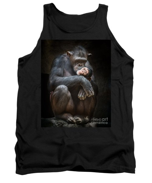 Kiss From Mom Tank Top by Jamie Pham